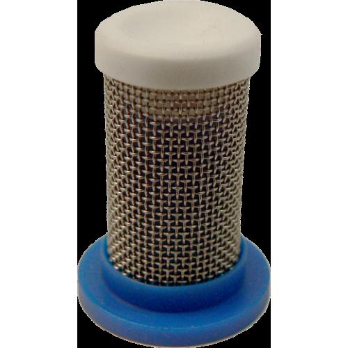 Ball valve filter