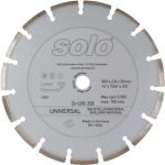 Diamond cutting wheel UNIVERSAL