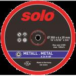 Abrasive cutting wheel METAL