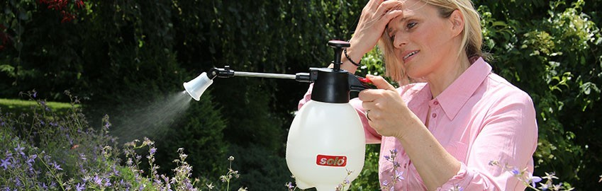 SOLO COMFORT manual sprayers