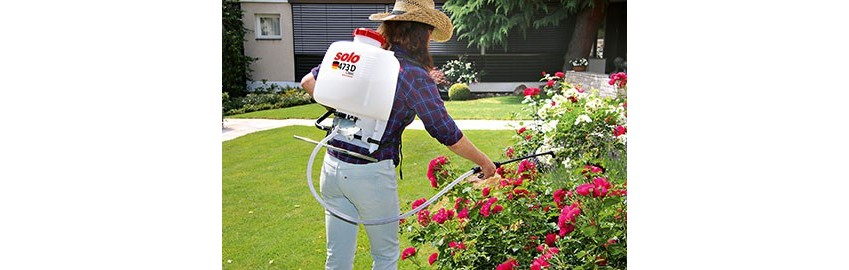 SOLO CLASSIC Backpack Sprayer